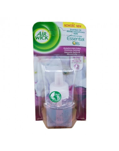 Air Wick Air Freshener Refill Smooth Satin Moon Lily 19ml