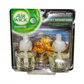 Air Wick Air Freshener Rock Mountain 40ml