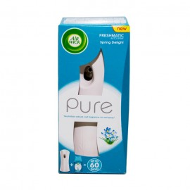 Air Wick Air Freshener With Machine Spring Delight 250ml