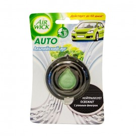 Air Wick Car Air Freshener White Linen 3ml