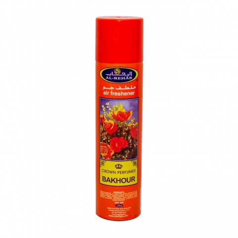 Al Rehab Air Freshener Bakhour 300ml