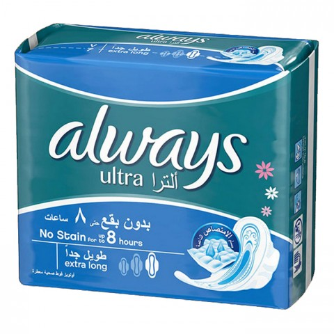 Always Ultra Thin Extra Long Pads (14 Pcs)