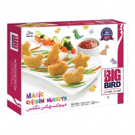 Big Bird Magic Chicken Nuggets 832g