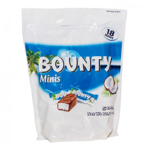 Bounty Minis Chocolate 500g