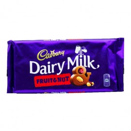 Cadbury Dairy Milk (fruit & Nut) 49g