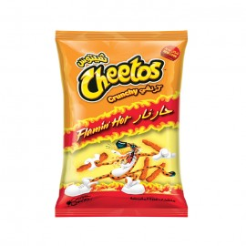 Cheetos Flamin Hot Crunchy 35g