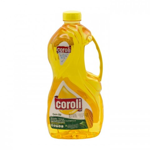 Coroli Corn Oil Bottle 1.8ltr
