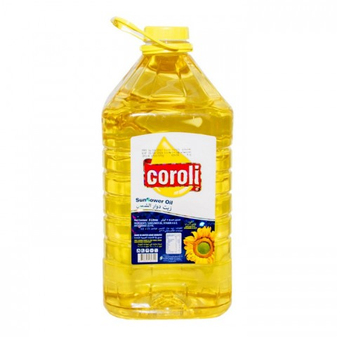 Coroli Sunflower Cooking Oil 5Ltr