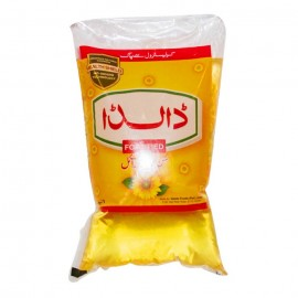 Dalda Sunflower Oil - 1ltr