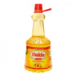 Dalda Sunflower Oil 3ltr