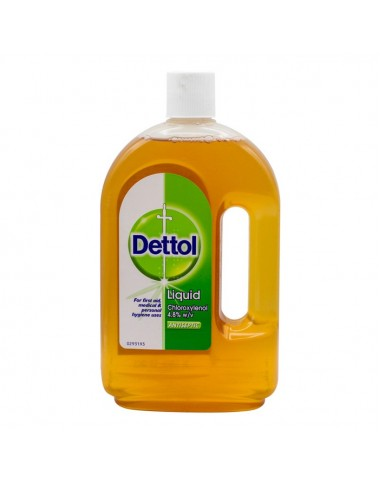 Dettol Antiseptic Disinfectant 750 ml