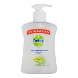 Dettol Aloe Vera And Vitamin E  Hand Wash 250ml