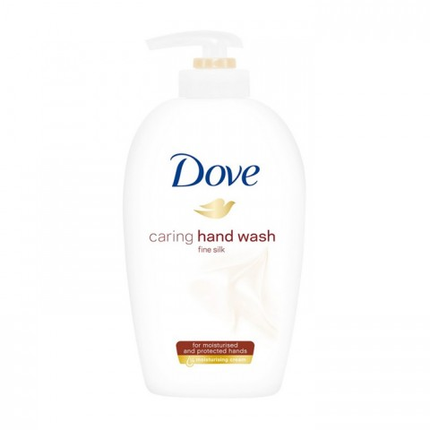 Dove Fine Silk Hand Wash 250ml
