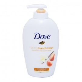 Dove Shea Butter With Warm Vanilla Hand Wash 250ml