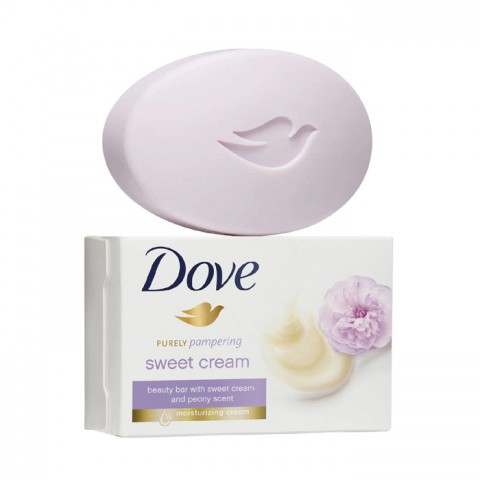 Dove Purely Pampering Sweet Cream Soap 113g