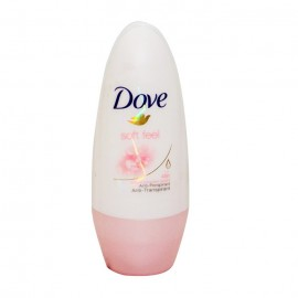 Dove Roll On Soft Feel 50ml