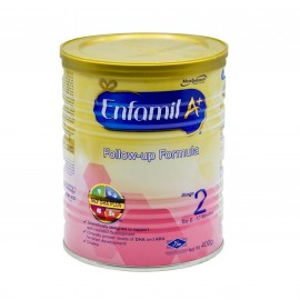 Enfamil A+ Milk Powder Stage 2 Tin 400g