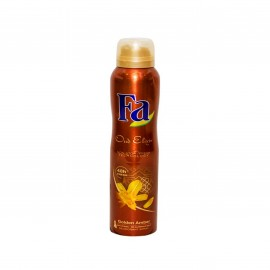 Fa Deodorant Golden Amber 200ml