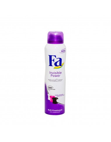 Fa Deodorant Invisible Power 200ml