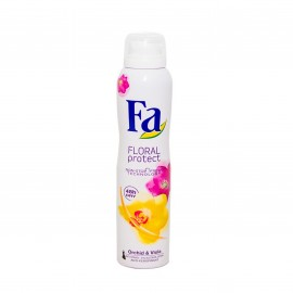 Fa Floral Protect Body Spray Orchid & Viola - 200ml