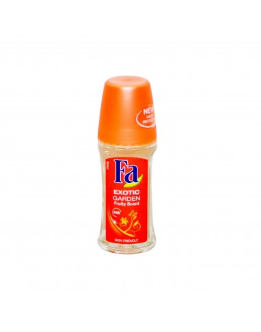 Fa Roll On Exotic Garden Fruity Scent 50ml