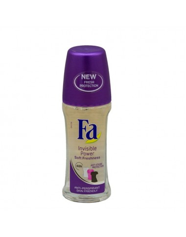 Fa Roll On Invisible Power 50ml