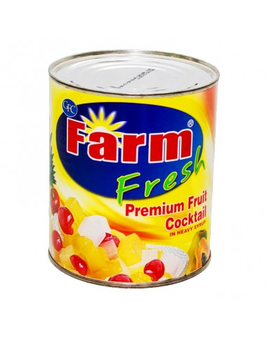 Farm Fresh Premium Fruit Cocktail In Heavy Syrup 234g