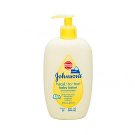 Johnson's Baby Lotion Head To Toe 444ml