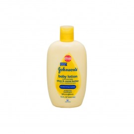 Johnson's Baby Lotion Shea N Cocoa Butter 444ml