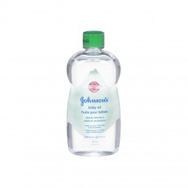 Johnson's Baby Oil Aloe Vera 591ml