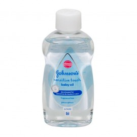 Johnson's Baby Oil Sensitive Touch 200ml