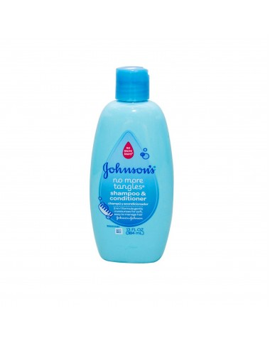 Johnson's Baby Shampoo & Conditioner 384ml