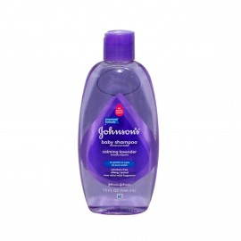 Johnson's Baby Shampoo Lavender 444ml
