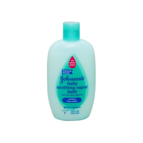Johnson's Baby Vapor Bath Soothing 444ml