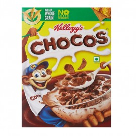 Kellogg's Chocos Cereal With Whole Grain 125g