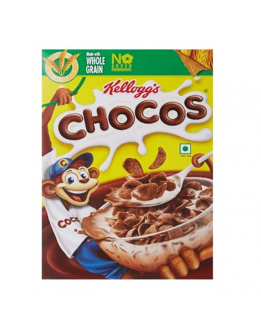 Kellogg's Chocos Cereal With Whole Grain 700g