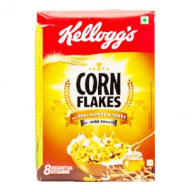 Kellogg's Corn Flakes Real Almond & Honey 300g