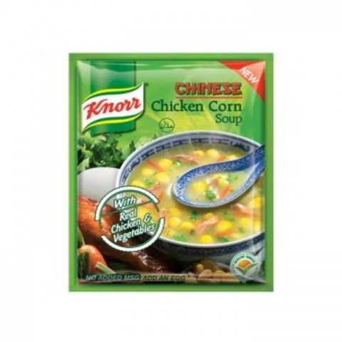 Knorr Chinese Chicken Corn Soup 43g