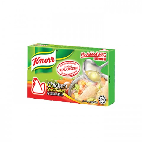 Knorr Cubes Chicken Soup 20g