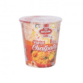 Kolson Cup Noodles Fiery Chatpata 50 Gm
