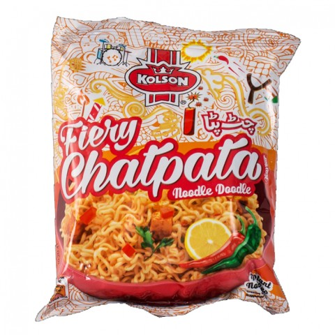 Kolson Fiery Chatpata Noodle Doodle 65g