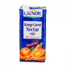 Lacnor Juice Orange Carrot 1 Ltr