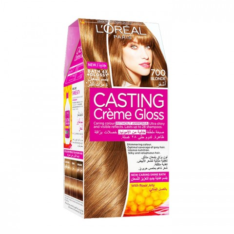 L'Oreal Casting Creme Gloss Blonde 700 Pc