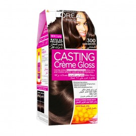 L'oreal Casting Creme Gloss Dark Brown 300 Pc