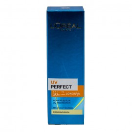 L'oreal Uv Perfect Sun Block 50+ml