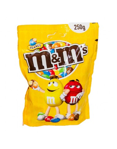 M&M's Peanut Chocolate 250g