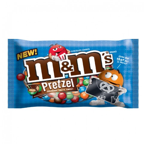 M&M's Pretzel Chocolate Candies 32g