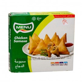 Menu Chicken Samosa 205g