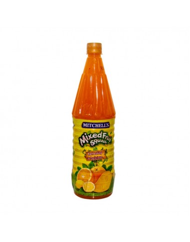 Mitchell's Squash Mixed Fruit 1.5 Ltr