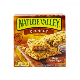 Nature Valley Crunchy Granola Bar Maple Brown Sugar 252g